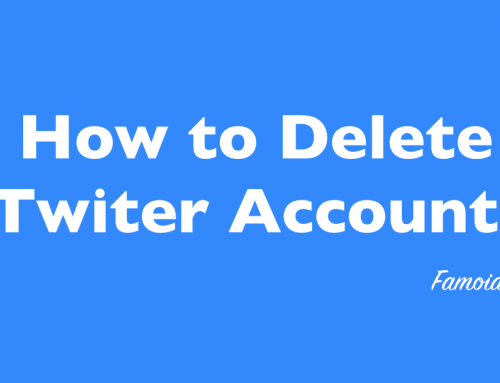 How To Delete Your Twitter Account (Permanently!) – 2019