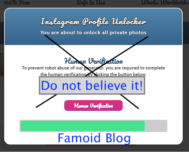 How To View Private Instagram Profile Without Following No Survey