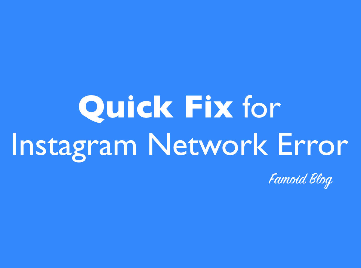 network protocol error facebook