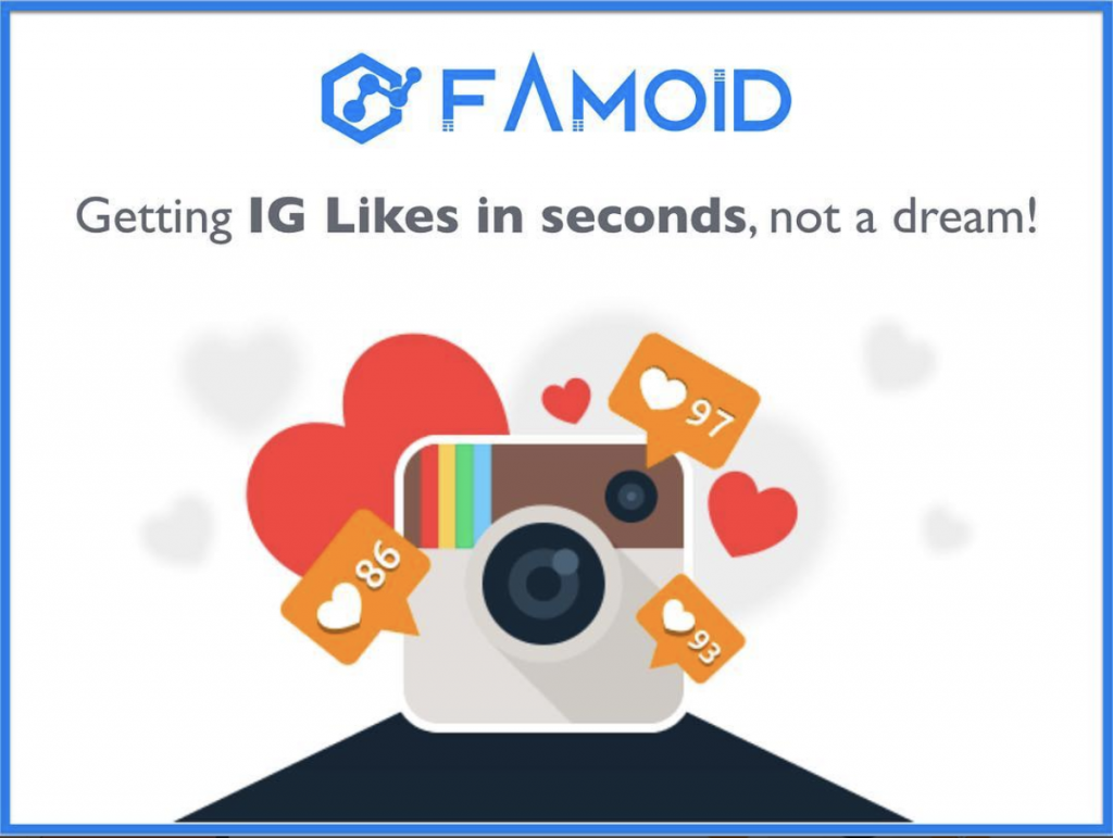 Buy Instagram Likes - 100% Real & Instant Likes at Famoid!