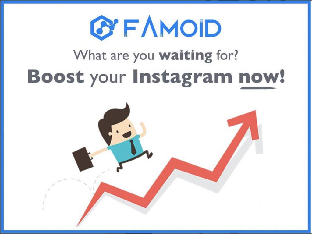Buy Instagram Followers - 100% Real & Instant Followers at Famoid!