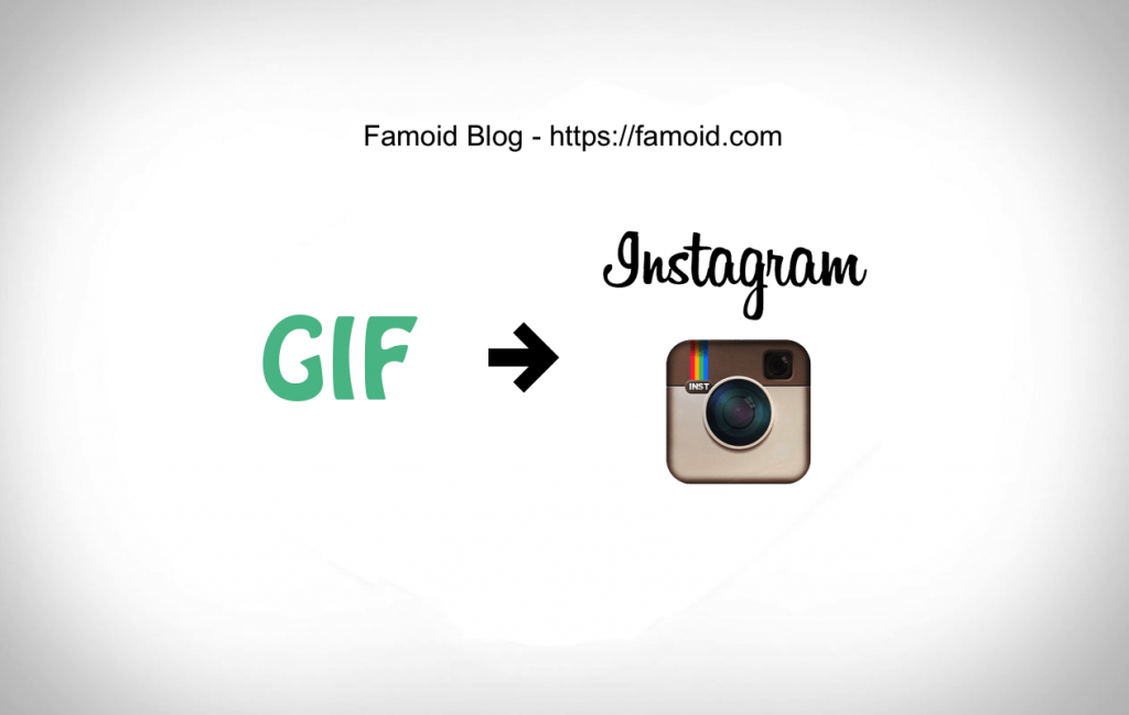 How to Upload Gifs to Instagram?