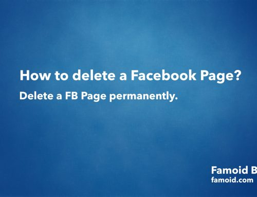 How To Delete A Facebook Page [Step by Step Guide – 2019]