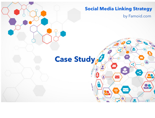 How to develop a strong social media linking strategy? – [Case Study]