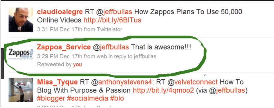 Zappos Feedback-1
