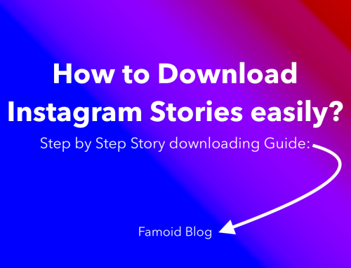 How to Download Instagram Stories? | [Easy Steps – Updated: 2018!]