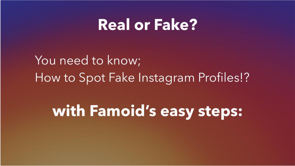 Como identificar seguidores falsos do Instagram facilmente?