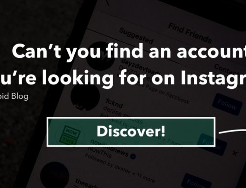I can't Find an Account I'm Looking for on Instagram – [Solution | 2019]