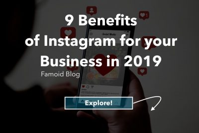 9 Benefits of Instagram in 2019 - Famoid