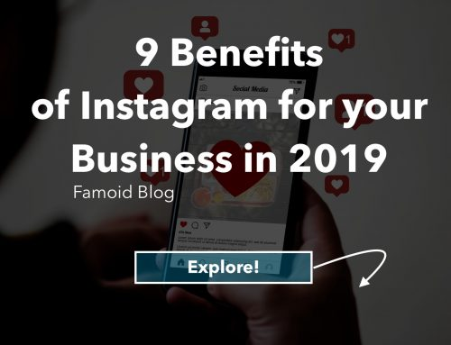 9 Profitable Benefits of Instagram for Your Business in 2019