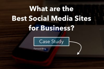 What are the Best Social Media Sites for Business?