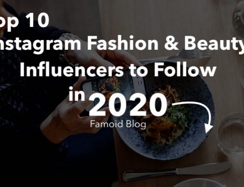 10 Instagram Fashion & Beauty Influencers to Follow in 2020