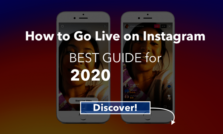 How to Go Live on Instagram - Famoid Blog