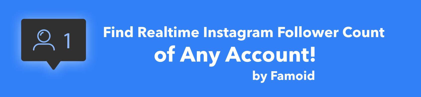 How to Check Instagram Follower Count?