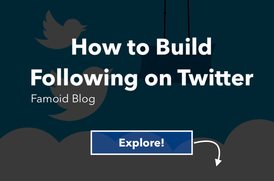How to Build Following on Twitter