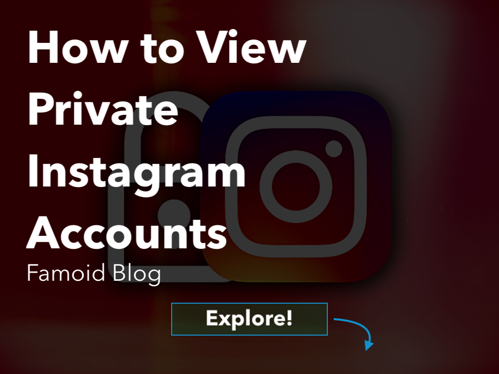 How To View Private Instagram Accounts