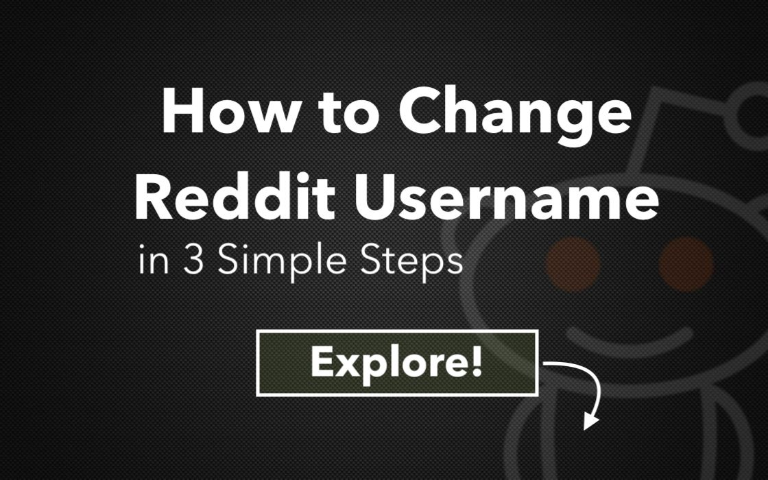 How to Change Reddit Username