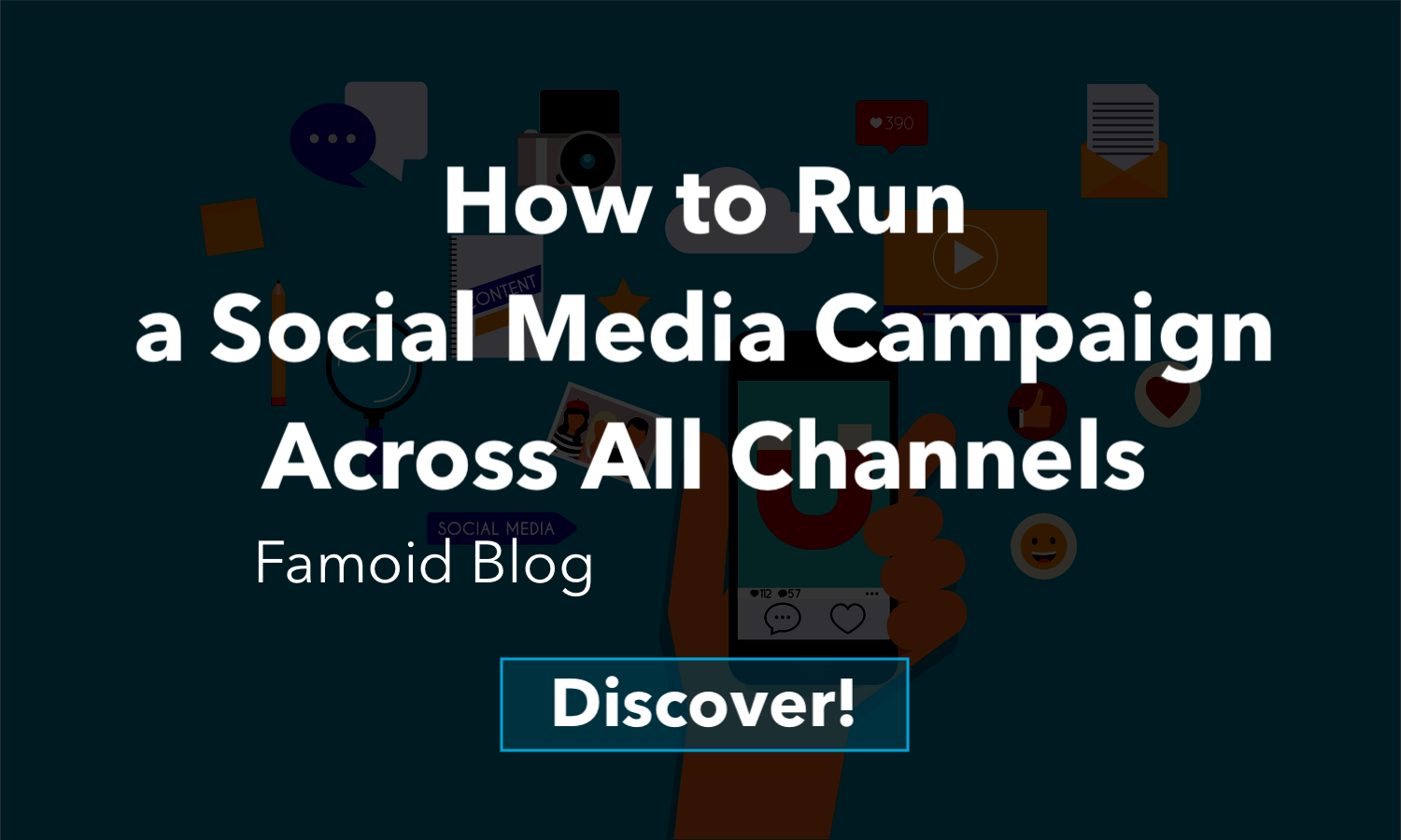 How to Run a Social Media Campaign Across All Channels