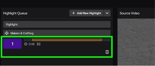 How to Save Streams on Twitch - Step:2