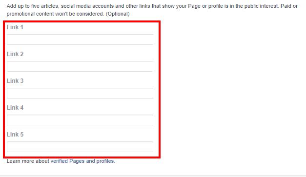 Add other social media links