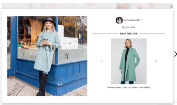Highlight user generated content