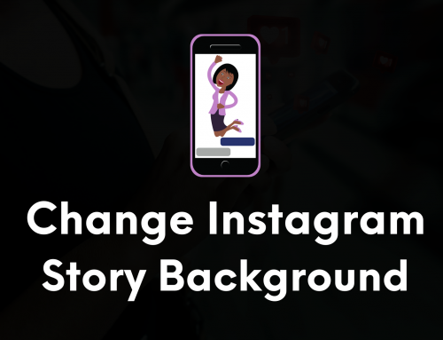 How to Change Background Color on Instagram Story (2021)